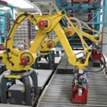 工業機器人機械手