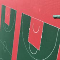 石家庄欧塑悬浮拼装地板 龙骨型悬浮拼装地板 弹性体悬浮地板