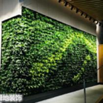 仿真植物背景墙 婚庆布景 公司形象墙 店铺门面