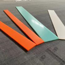 制袋机专用橙色硅胶板A耐高温橙色硅胶板A厂家直销