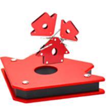 强磁焊接定位器 点焊磁性吸铁 电焊辅助直角斜角多角度磁吸定位