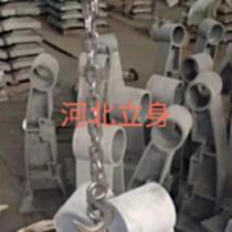 路橋鑄鐵護欄支架 鑄鋼立柱制造