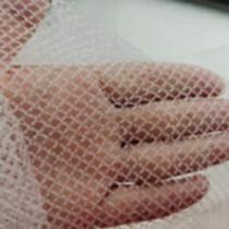 防雹网白色抗老化高密度聚乙烯精编防冰雹网金冠网具防鸟网防虫网