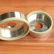 廠家直銷耐磨款鉆石V-CUT刀專用陶瓷砂輪 125外徑