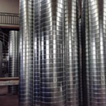 青岛威尔森304不锈钢风管加工实体厂家