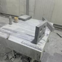 加工定制大理石平板檢測花崗石量具大理石測量平臺00級
