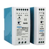明偉電源開關電源MDR-60-24導軌電源工業控制行業電源