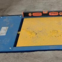 單滑板側滑測量儀 單滑板側滑試驗臺