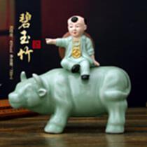 思泉涌-杏花酒集团牧童牛清香型白酒