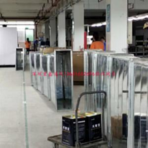深圳通風管道廠家承接坑梓廚房油煙管道加工和坑梓廚房排煙管道安