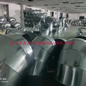 深圳通風管道廠家承接坑梓餐廳油煙管道安裝和坑梓餐廳排煙管道安